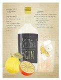 Ginger Gin Sparkler