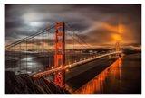 Golden Gate Evening