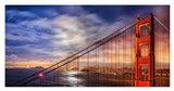 N. Tower Panorama - GG Bridge