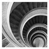 Spiral Staircase No. 6