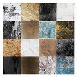 Tiles Decor Blue Notes 2