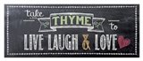 Take Thyme