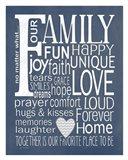 Family - Navy
