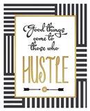 Faux Gold Hustle