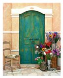 Fleuriste, Provence