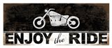 Enjoy the Ride - Motorcycle