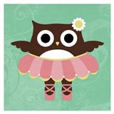 Ballerina Owl