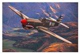 Curtiss P-40E-1-CU 'Kittyhawk'