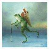 The Yuletide Frog