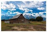 Grand Teton Barn I