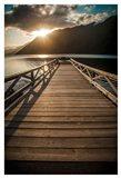 Crescent Lake Sunset