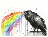 Raven Tastes the Rainbow