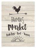 Farmer's Market - Sign
