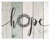 Hope Rustic Wreath II