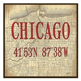 Chicago Latitude and Longitude