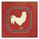Country Kitchen Rooster I