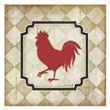 Country Kitchen Rooster III
