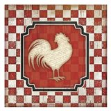 Country Kitchen Rooster IV