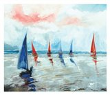 Sailing Boats Regatta