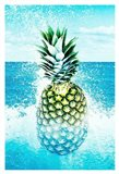 Pineapple and Splashes