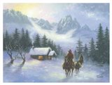 Snowy Hideaway & Cowboys