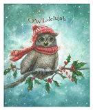 Owl-lelujah!