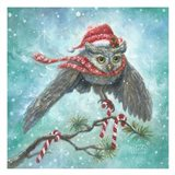 Owl Be Home for Christmas!