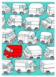 Odd Ones - Red Van