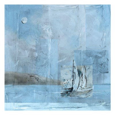 Sailboats Poster by Marta Wiley for $58.75 CAD