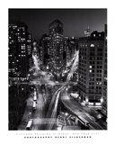 New York, New York, Flatiron Building at Night
