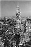 New York, New York, Chrysler Building at Night