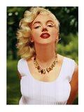 Marilyn Monroe Amber Beads