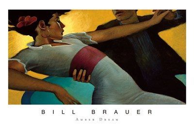 Amber Dream Poster by Bill Brauer for $11.25 CAD