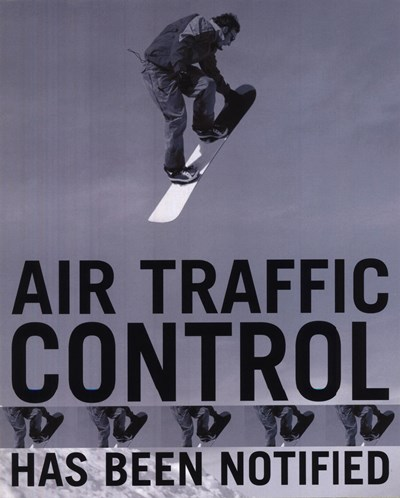 Air Traffic Control (postercard) Poster by Unknown for $11.25 CAD