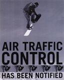 Air Traffic Control (postercard)