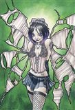Broken Fairies-Green