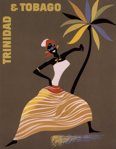 Trinidad and Tobago Poster by Unknown for $7.50 CAD