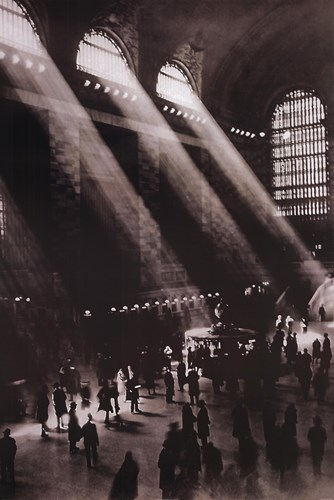 Grand Central Station Poster by Unknown for $30.00 CAD