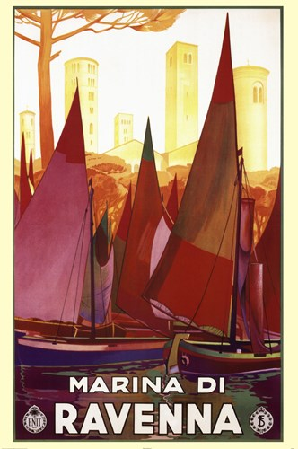 Marina Di Ravenna Poster by Unknown for $15.00 CAD