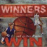 Winners - Basketball