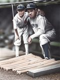 Babe Ruth and the Bat Boy