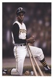 Roberto Clemente on Deck