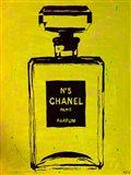 Chanel Pop Art Yellow Chic