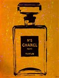 Chanel Pop Art Orange Chic
