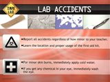 Lab Accidents