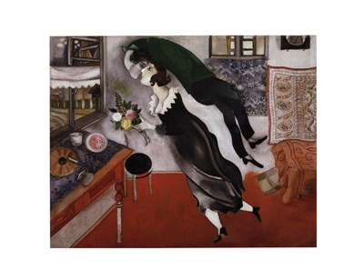 Birthday Poster by Marc Chagall for $15.00 CAD