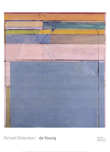 Ocean Park 116, 1979 Poster by Richard Diebenkorn for $60.00 CAD