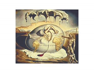 Geopoliticus Child Watching the Birth of the New Man, c.1943 Poster by Salvador Dali for $15.00 CAD