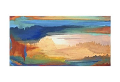 Ambiguous Landscape Poster by Alicia Dunn for $20.00 CAD