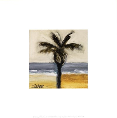 Along the Coast I Poster by Steven Hough for $15.00 CAD